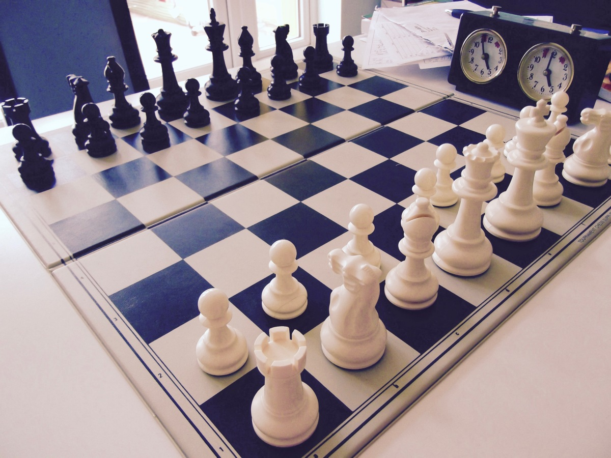 Why You Should Play Chess