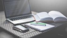 hard-work-book-mac-pens-notebook-phone