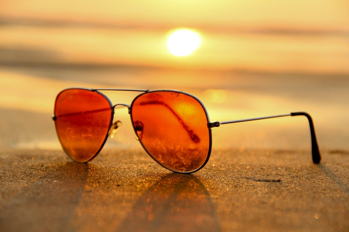 aviators-in-setting-sun