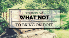 what-not-bring-DofE