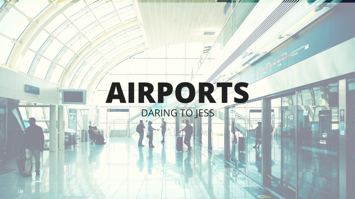 A Short Explanation: The Placelessness of Airports