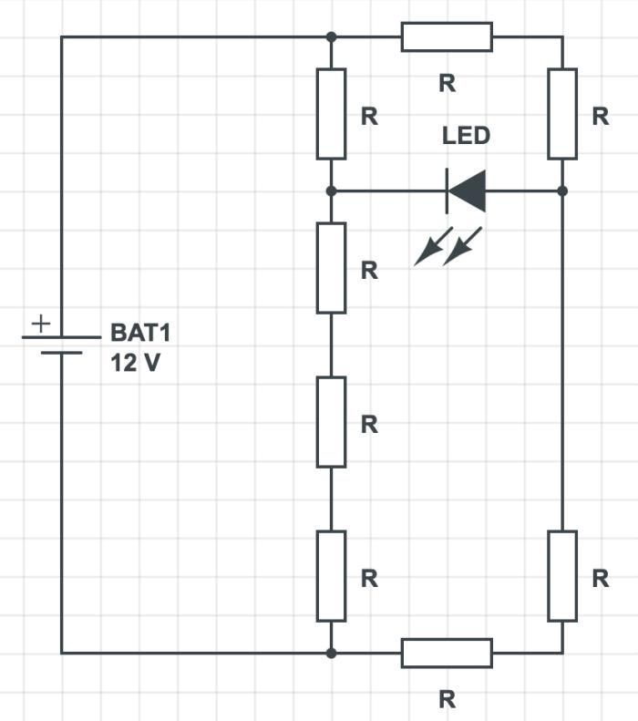 LED-circuit-resistors