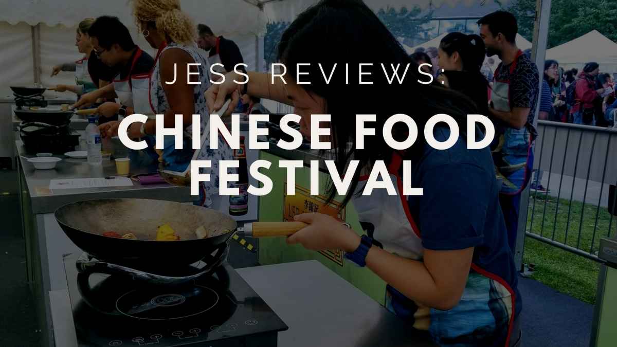 Review: Chinese Food Festival