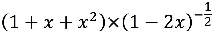 binomial-expression