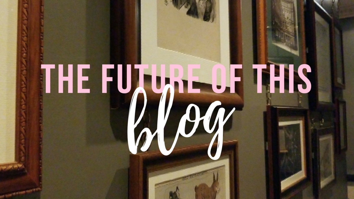 The Future of This Blog (and Why I'm Not Going Pro Yet)