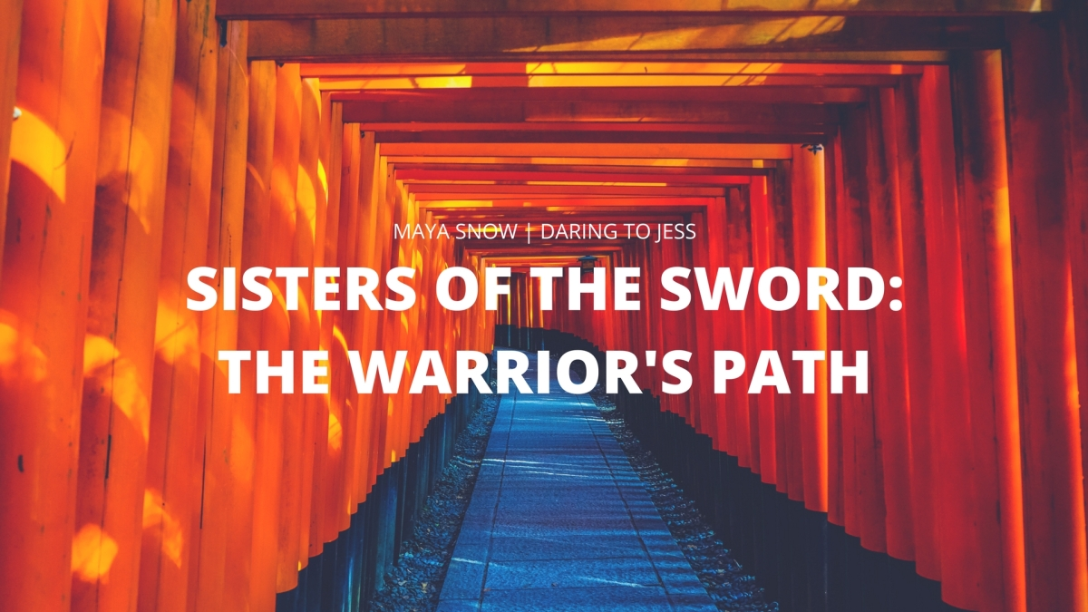 (13-year-old) Jess Reviews: Sisters of the Sword - The Warrior's Path