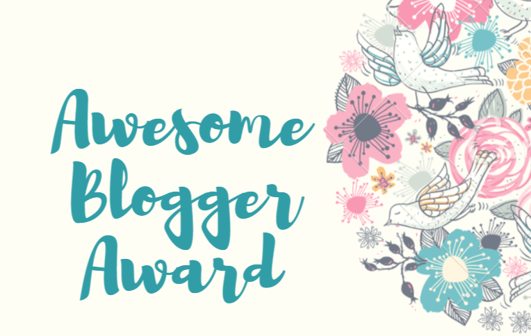 Awesome Blogger Award 2